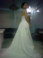 Trina's final fitting pictures