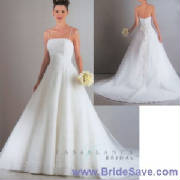 Trina's bridal gown inspiration