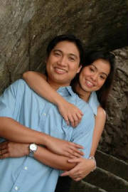 our trial prenuptial pictorial